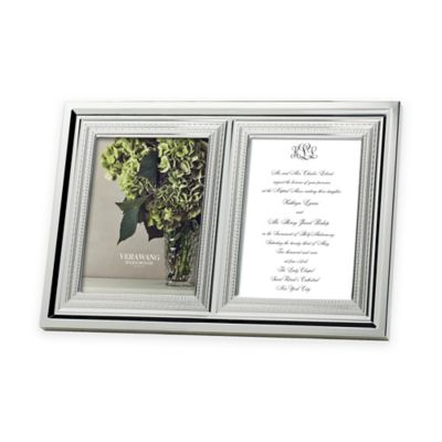 Wedgwood® With Love 5-Inch x 7-Inch Frame