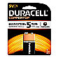 Duracell 9V Battery (Single Pack)