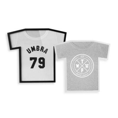 T-Frame T-Shirt Display - Black