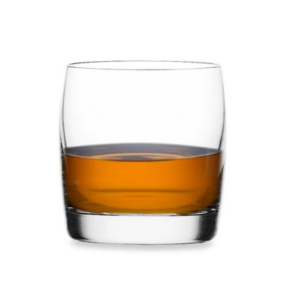 Nachtmann Crystal Vivendi 11 1/8-Ounce Whiskey Tumblers (Set of 4)