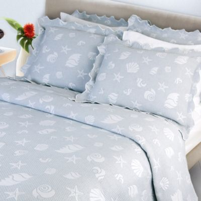 Lamont Home™ Sea Spray Coverlet
