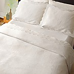Lamont Home™ Sea Spray Coverlet in White