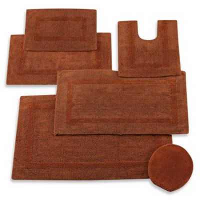 Wamsutta® Toilet Lid Cover in Brick