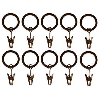 Curtain Clip Rings