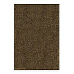 Concord Global Plain Brown Rug