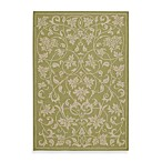 Kaleen Presley Indoor/Outdoor Rug in Celery