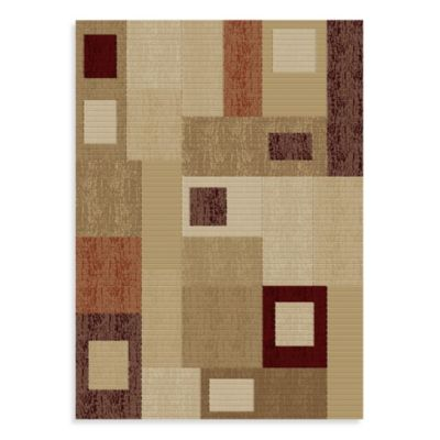 Rectangles 5-Foot 3-Inch x 7-Foot 3-Inch Rug