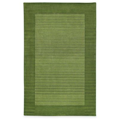 Kaleen Regency 5-Foot x 7-Foot 9-Inch Rug in Celery