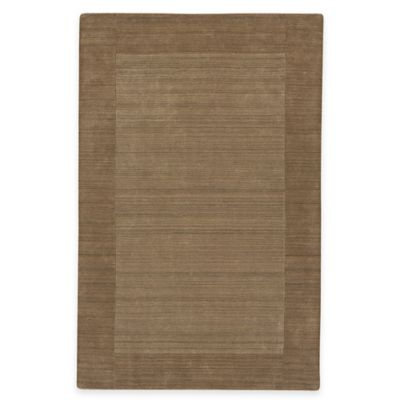 Kaleen Regency 5-Foot x7-Foot 9-Inch Indoor Rug in Taupe