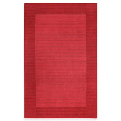 Regency 2-Foot 6-Inch x 8-Foot 9-Inch Indoor Rug in Watermelon