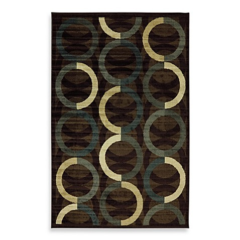 Mohawk Home Ring Rows Indoor Rugs