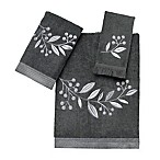 Avanti Madison Fingertip Towel in Granite