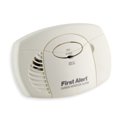 First Alert® CO400 Carbon Monoxide Alarm
