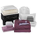 Solid Plum/Purple 21-Piece Classic Dorm Room Kit