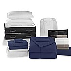 Solid Navy Dorm Room Kit