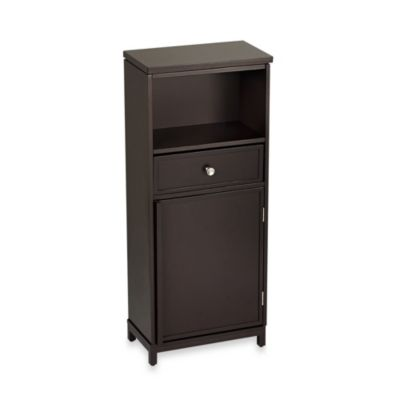 Real Simple® Floor Cabinet in Espresso