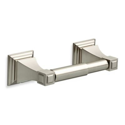 Delta Lynwood Toilet Tissue Holder in Satin Nickel