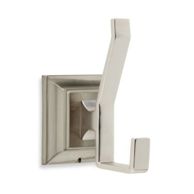 Delta Lynwood Robe Hook in Satin Nickel