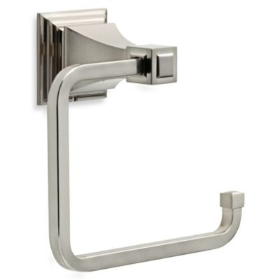 Delta Lynwood Towel Ring in Satin Nickel