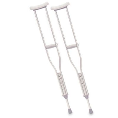 Drive Medical Aluminum Adult Crutches