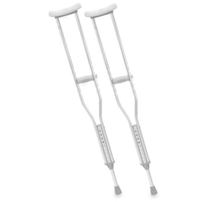 Drive Medical Aluminum Tall Adult Crutches