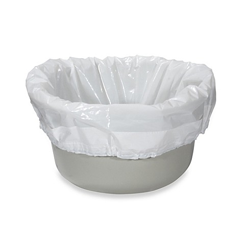 Drive Medical Plastic Commode Liner