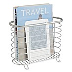 Interdesign® Forma Ultra Brushed Stainless Steel Magazine Holder