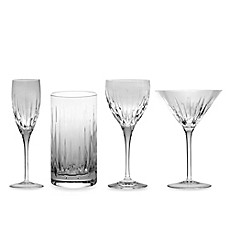 Reed & Barton®  Soho Crystal Barware, Stemware and Giftware
