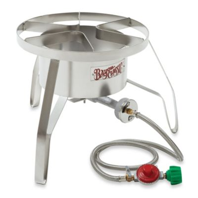 Bayou Classic® SS10 High-Pressure Outdoor Gas Cooker