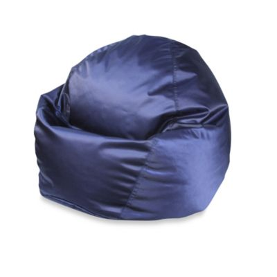 Junior Admiral Blue Rain coat Bean Bag Cover