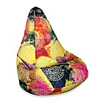 Large Ashbury Batik Bean Bag Chair Cover