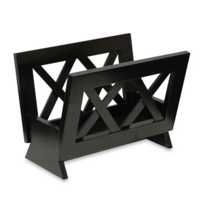 Decorative Magazine Rack
