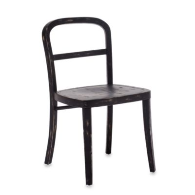 Zuo Era Fillmore Chair in Black (Set of 2)