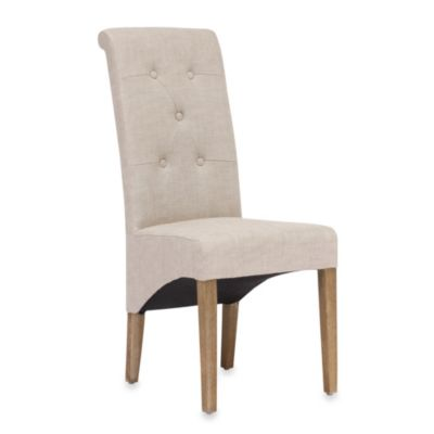 Zuo® Modern Hayes Valley Chairs in Beige (Set of 2)