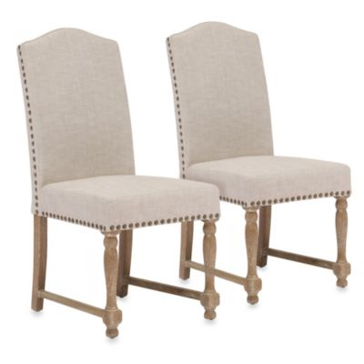 Zuo Modern Richmond Chairs in Beige