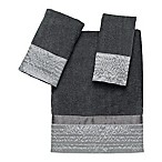 Avanti Lexington Bath Towels in Granite