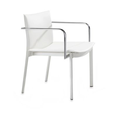 Zuo® Modern Gekko Conference Chairs in White (Set of 2)