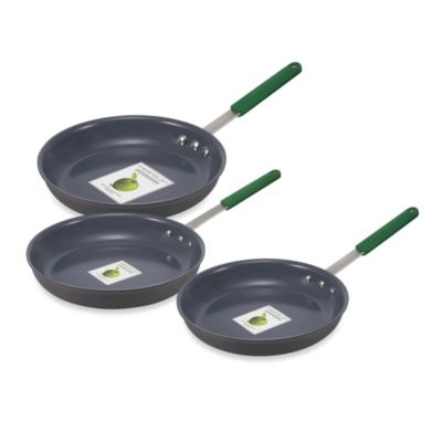 GreenPan Rotterdam Hard Anodized Non-Stick Open Fry Pan