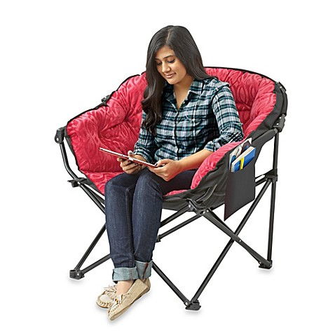 Club Chair with Pocket