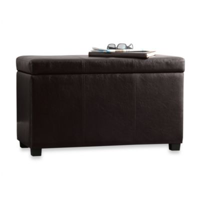Sullivan Storage Bench with Tray Top