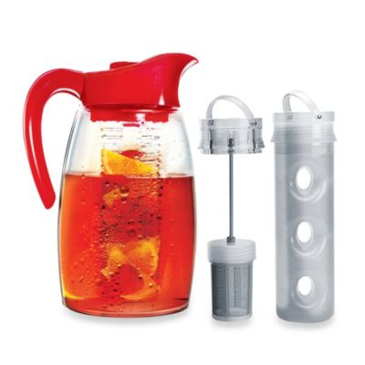 Primula® Flavor It® Infuse Pitcher in Red