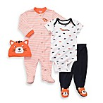 Carter's® 4-Piece Tiger Cub Layette Set
