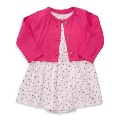 Carter's® Butterfly 2-Piece Dress Set