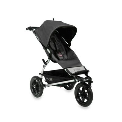Mountain Buggy® Evolution Urban Jungle Stroller in Black