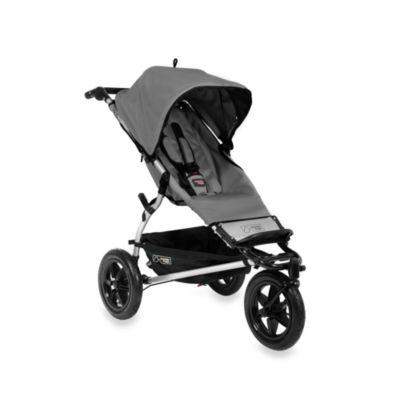 Mountain Buggy® Evolution Urban Jungle Stroller in Flint
