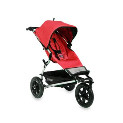 Mountain Buggy® Evolution Urban Jungle Stroller in Chilli