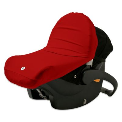 Imagine Baby™ The Shade Infant Car Seat Canopy Cover in Red