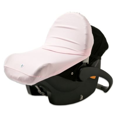 Imagine Baby™ The Shade Infant Car Seat Canopy Cover – Pink