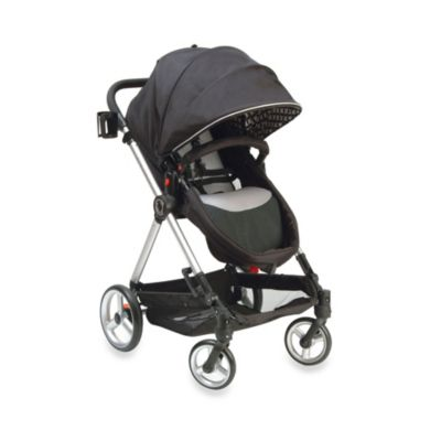 Contours® Bliss 4- in -1 Baby Stroller System in Black