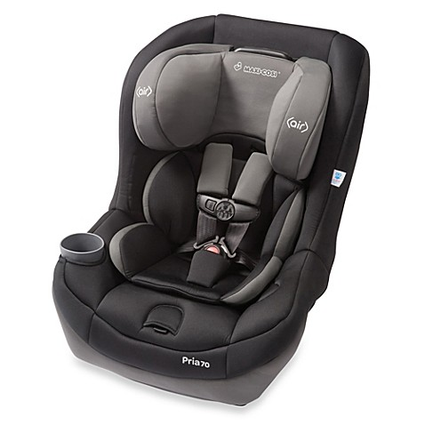 Maxi-Cosi® Pria 70 Convertible Car Seat in Total Black